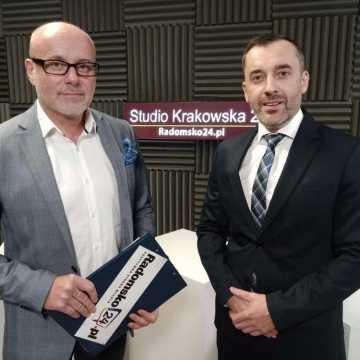 Marek Rząsowski: Chciałbym poznać zdanie starosty i prezydenta Radomska