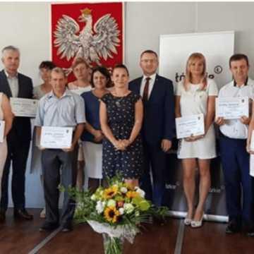 Granty sołeckie rozdane dla gmin z powiatu radomszczańskiego