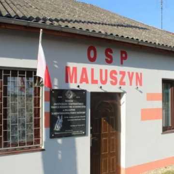 100 lat OSP w Maluszynie
