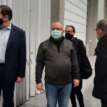 W Łodzi powstaje szpital tymczasowy na 275 łóżek