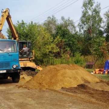 Powstaje kanalizacja na Żytniej