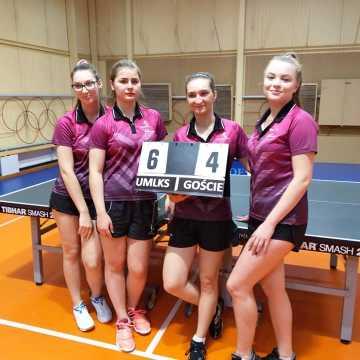Wygrana tenisistek UMLKS Radomsko na inaugurację II ligi kobiet