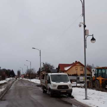 Monitoring dla poprawy bezpieczeństwa na ul. Orzeszkowej w Radomsku