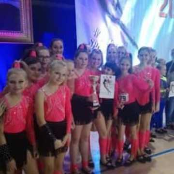 Radomszczanki Mistrzyniami Polski w tańcu sportowym