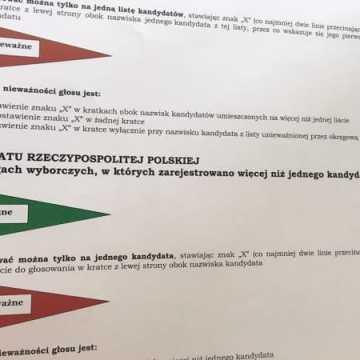 Frekwencja w Radomsku do godz. 12.00 wyniosła 18.25%