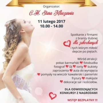 Walentynkowe Targi Ślubne w Radomsku