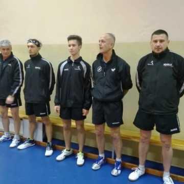 Remis tenisistów UMLKS Radomsko na zakończenie rundy