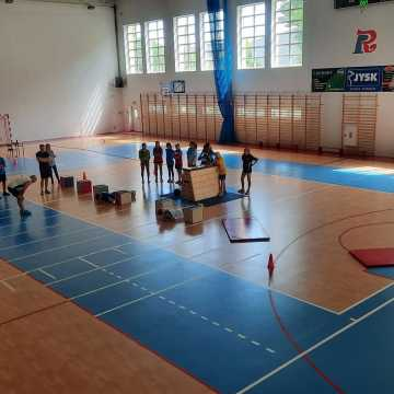 W Radomsku trwają Zawody Sportowe Młodzieży OHP