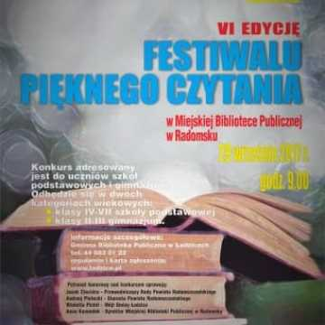 VI Festiwal Pięknego Czytania