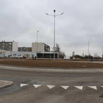 Rondo na ul. Jagiellońskiej już otwarte