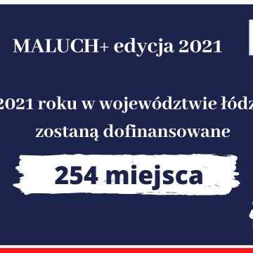"""Nowe dofinansowanie z programu """"Maluch+"""""""