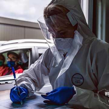 W Łódzkiem jest 391 nowych zakażeń koronawirusem, w pow. radomszczańskim - 15