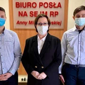Maciej Gniatkowski i Mateusz Banaszczyk laureatami tegorocznej edycji Sejmu Dzieci i Młodzieży