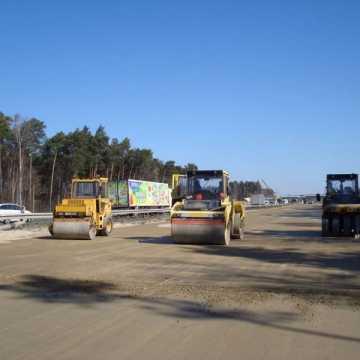 Do końca roku od Tuszyna do Częstochowy po nowej jezdni autostrady A1