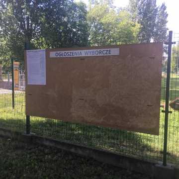 Komisje wyborcze w Radomsku w komplecie
