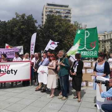 Dwa tysiące mieszkańców powiatu opowiedziało za liberalizacją prawa aborcyjnego