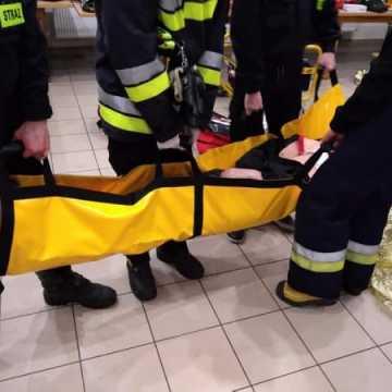 Szkolili się strażacy ochotnicy