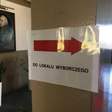 Wybory parlamentarne w Radomsku przebiegają bez zakłoceń