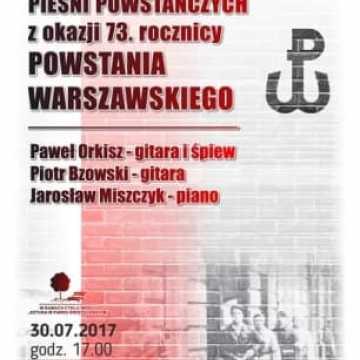 Koncert powstańczy Pawła Orkisza
