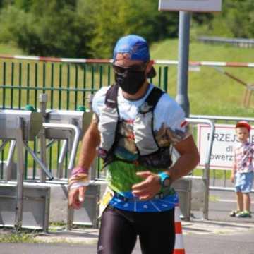 300 biegaczy zmierzyło się z Górą Kamieńsk