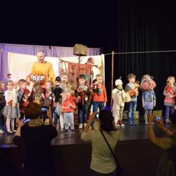 Widowisko teatralne dla najmłodszych w MDK