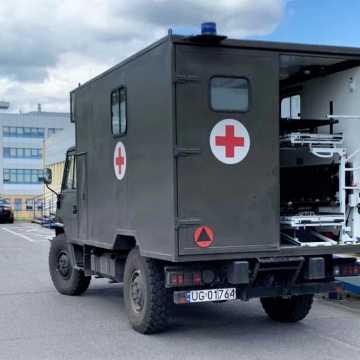 W szpitalu w Radomsku przebywa jeden pacjent z COVID-19