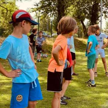 Lato na sportowo, czyli zajęcia z MOSiR