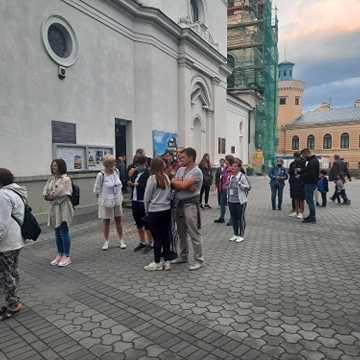 """Uczestnicy akcji """"Pokonać siebie"""" ruszyli w Bieszczady. Na czele Michał Ludwiczak"""
