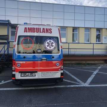 Nowa karetka, respirator i ureteroskop dla Szpitala Powiatowego w Radomsku