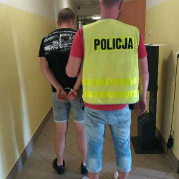 Piotrków Tryb.: Sprawcy rozboju w rękach policjantów