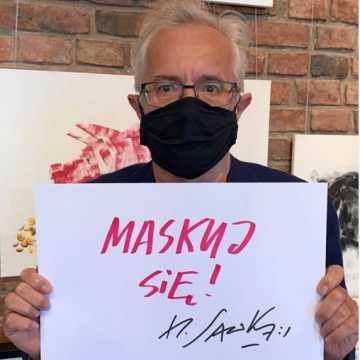 #MaskujSię: NFZ przypomina o obowiązku noszeniu maseczek