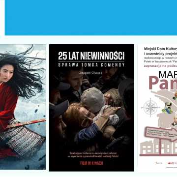 Kino MDK zaprasza. Repertuar od 18 do 24 września