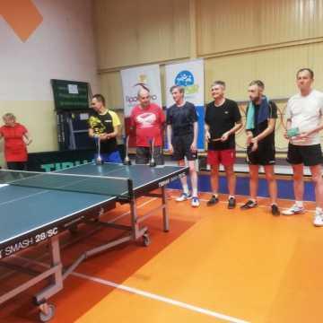 Amatorska Ligi Tenisa Stołowego w Radomsku zakończyła sezon