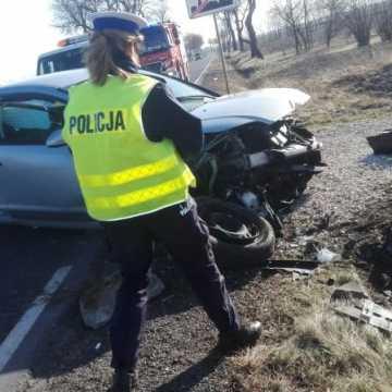Wola Jedlińska (gmina Ładzice): Wypadek z udziałem dzieci