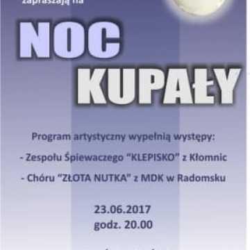 Noc Kupały w Radomsku