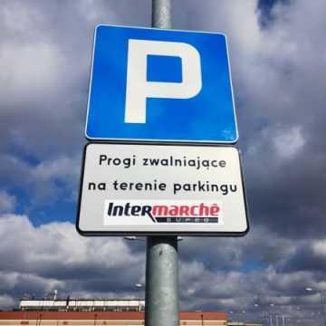 """Progi zwalniające na """"Inter"""". Dla poprawy bezpieczeństwa"""