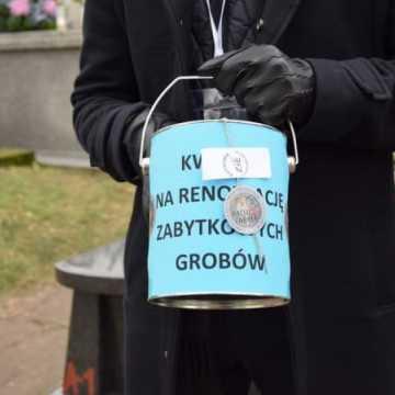 Zbliża się kwesta na radomszczańskich nekropoliach