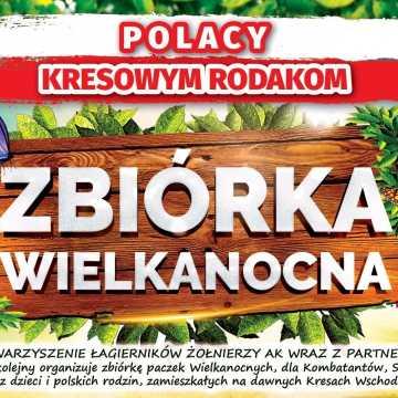 """Wielkanocna zbiórka: """"Polacy Kresowym Rodakom"""""""