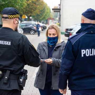 Bełchatów: strażnicy miejscy łączą siły z policją