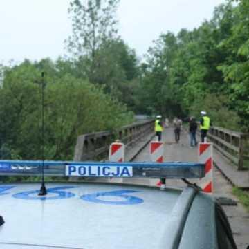 Most w Krzętowie zamknięty dla ruchu