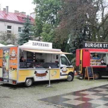 21 i 22 kwietnia Przystanek Food Truck
