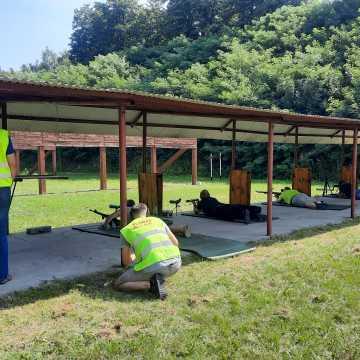 Piknik Militarny zorganizowany na strzelnicy LOK