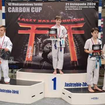 "Dwa medale karateków Randori Radomsko na ""Carbon Cup"""