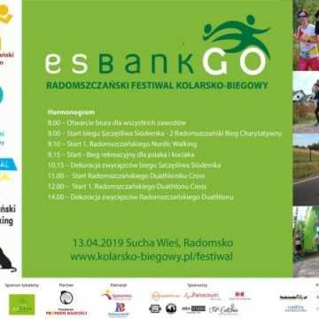 Festiwal Kolarsko-Biegowy już 13 kwietnia