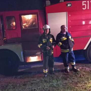 Strażacy proszą o wsparcie rodziny z Woźnik. Organizują zbiórkę
