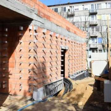 Trwa rozbudowa przedszkola nr 10