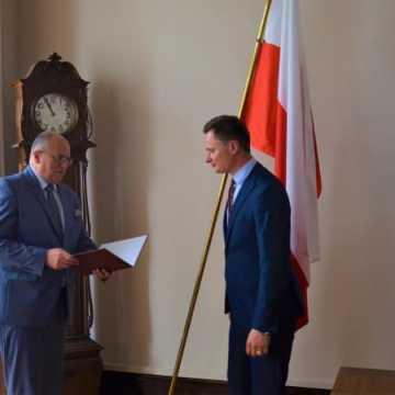 Radomszczanin Krzysztof Ciecióra wicewojewodą łódzkim