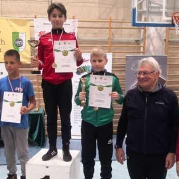 Dwa medale dla zapaśników ZKS Radomsko