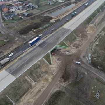 Utrudnienia na drogach w gminie Kamieńsk