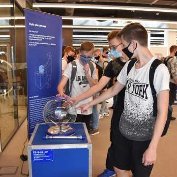 Piotrków Tryb.: wystawy z Centrum Nauki Kopernik w Mediatece